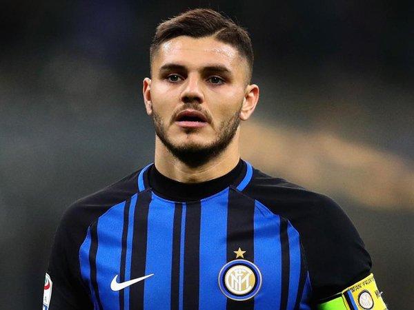 Mauro Icardi Jadi Pemain dengan Klausul Rilis Tertinggi di Serie A