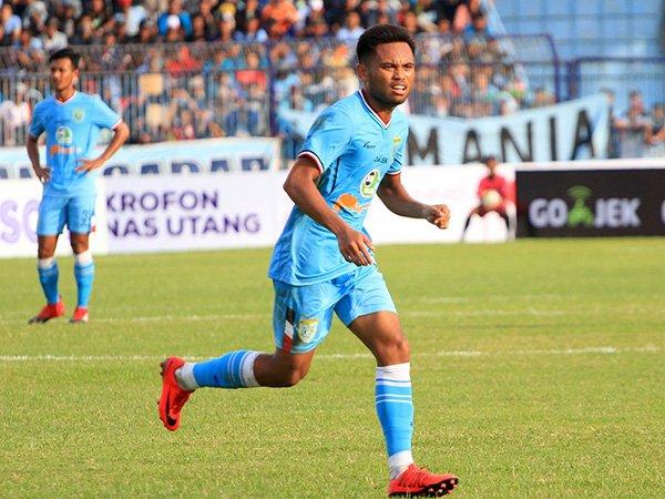 Saddil Ramdani Jadi Inspirasi Kemenangan Persela Atas Mitra Kukar