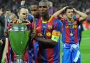 Barcelona Umumkan Eric Abidal Sebagai Direktur Olahraga Baru