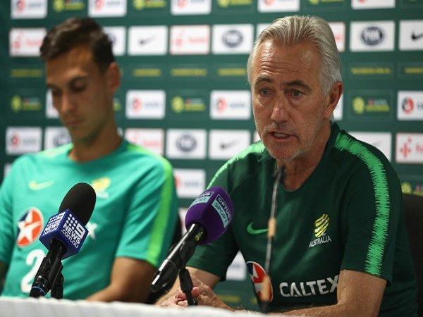 Menang Atas Hongaria, Bert van Marwijk Sebut Australia Tampil Buruk