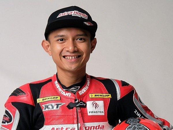 Dimas Ekky Dapat Kesempatan Wild Card Moto2 di Catalunya