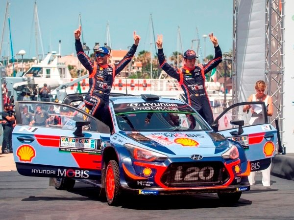 Hyundai Sinergikan Kesuksesan di WRC Dengan Penjualan Global