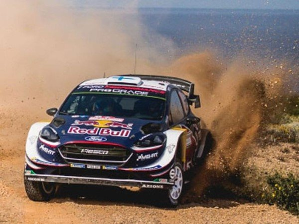 Sebastien Ogier Puas Dengan Hasil Rally Italia Sardega
