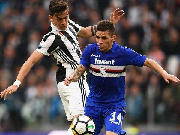 Arsenal Naikkan Tawaran untuk Bintang Sampdoria