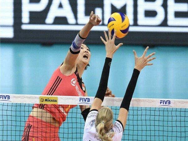 China Sukses Kandaskan Juara Dunia di FIVB Volleyball Nations League 2018