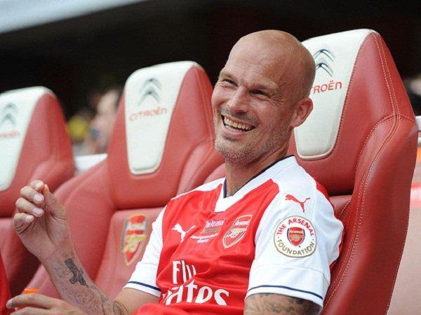 Ditunjuk Sebagai Pelatih Tim U-23, Begini Komentar Legenda Arsenal