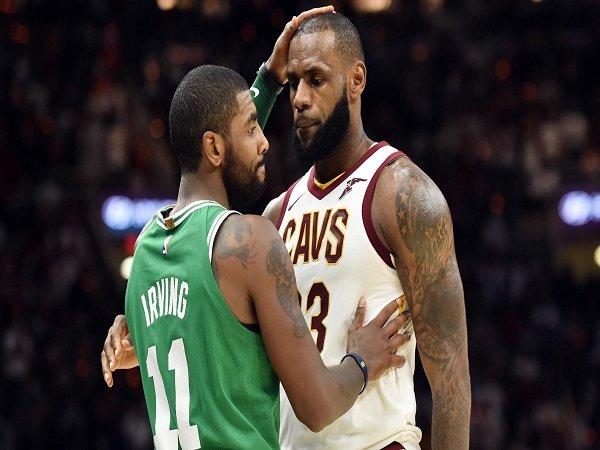 Kyrie Irving Tak Tutup Peluang Kembali Bermain Dengan LeBron James