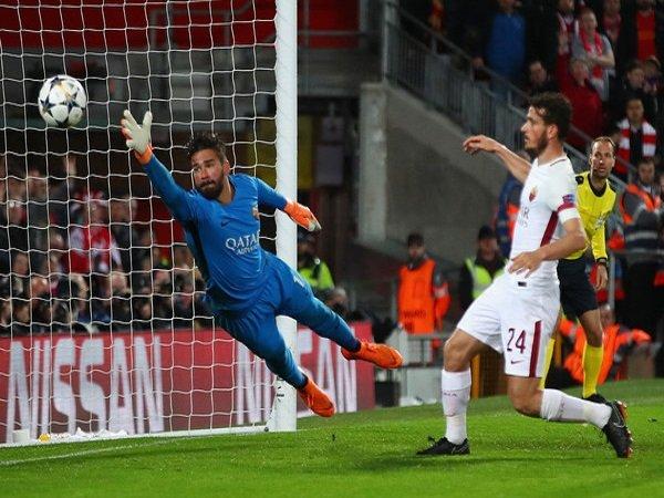 Liverpool Tidak Lakukan Pendekatan untuk Rekrut Alisson dari Roma