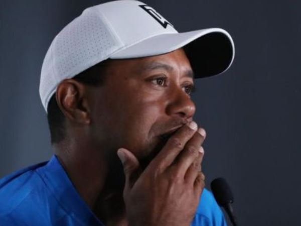 Tiger Woods Bersyukur Bisa Bermain di US Open 2018