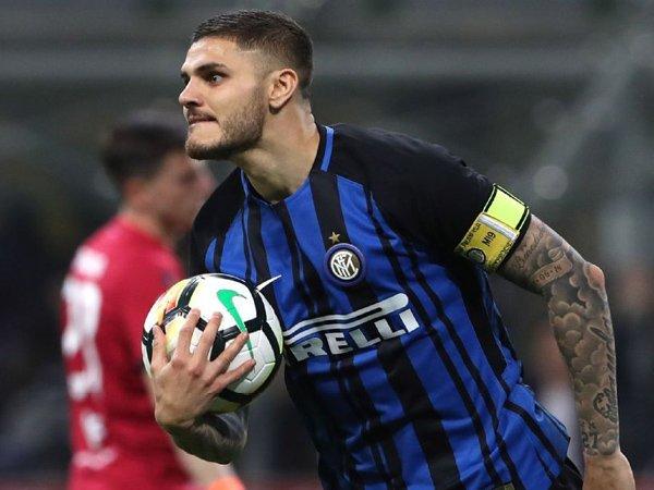 Javier Zanetti Kembali Tegaskan Mauro Icardi Bahagia di Inter Milan