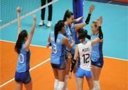 Kandaskan Korea, Argentina Raih Kemenangan Perdana di Volleyball Nations League 2018