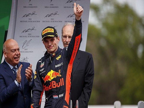 Verstappen Bungkam Kritik dengan Raihan Podium GP Kanada