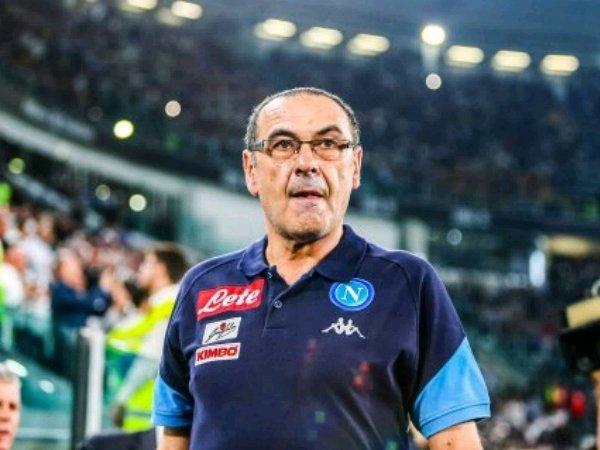 Napoli Akhirnya Izinkan Maurizio Sarri Ke Chelsea Dengan Satu Syarat