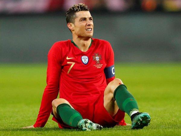Jose Mourinho Sebut Cristiano Ronaldo Sebagai Pemain Spesial