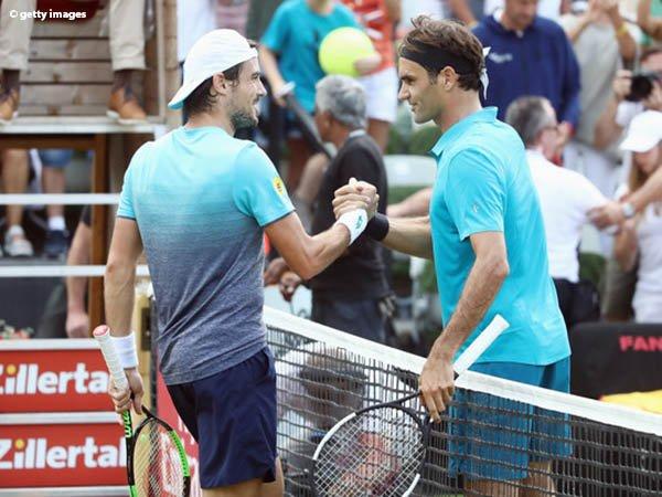 Lolos Ke Semifinal Di Stuttgart, Roger Federer Semakin Dekat Dengan Peringkat 1 Dunia