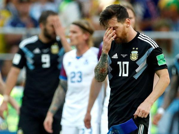 Jose Mourinho Komentari Kegagalan Penalti Lionel Messi