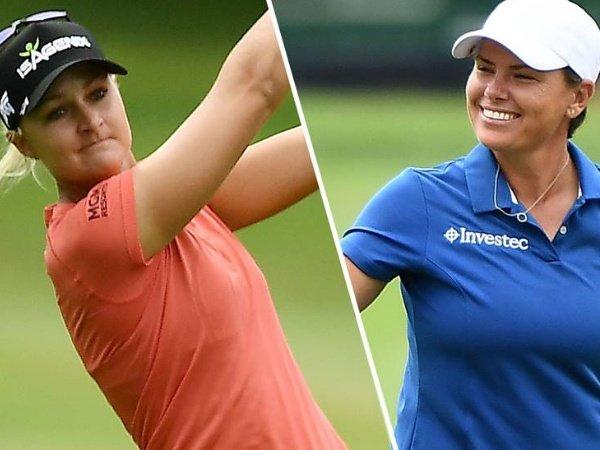 Kejar Mengejar Angka di Babak Ketiga Meijer LPGA Classic