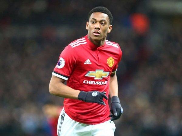 Cegah Martial Pergi, Manchester United Pasang Harga Tinggi