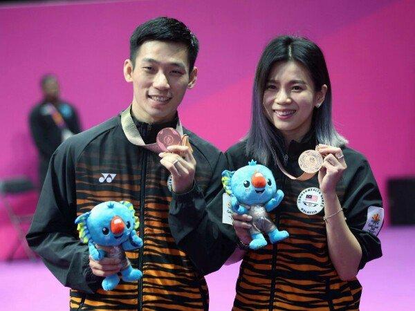 Chan Peng Soon/Goh Liu Ying Juara AS Open 2018