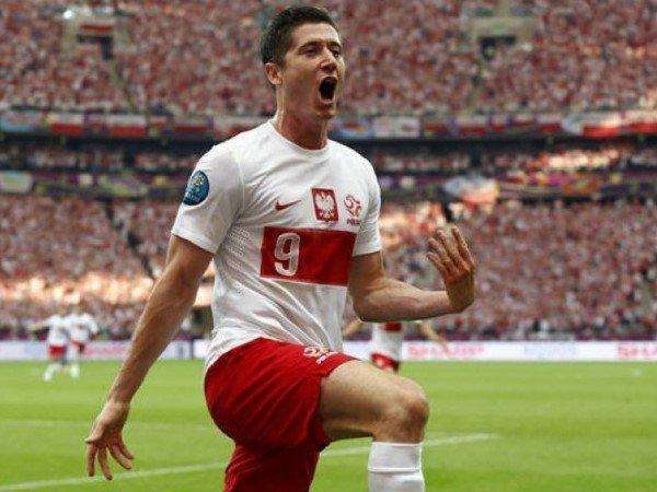Lewandowski Tak Ingin Pasang Target Tinggi di Piala Dunia 2018