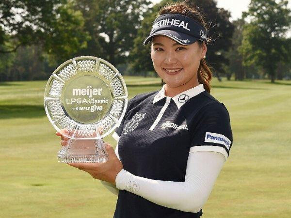 Menangkan Meijer LPGA Classic, So Yeon Ryu Lega