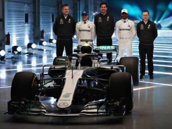 Mercedes Bukan Favorit Juara di GP Perancis