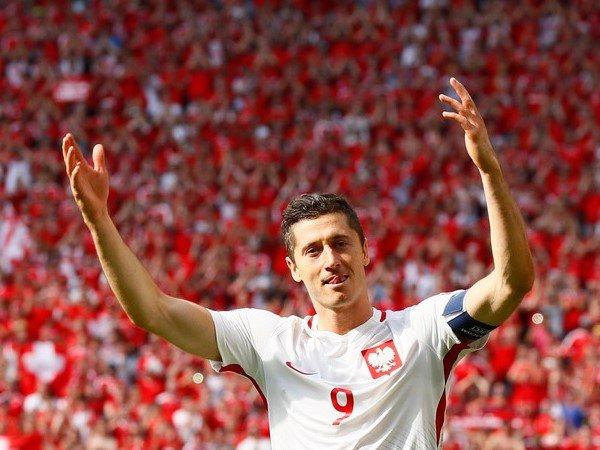 Lewandowski Sebut Dirinya Sedang Dalam Periode Terbaik Sebagai Striker
