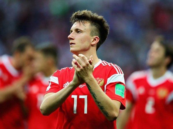 Aleksandr Golovin Diyakini akan Cocok Main untuk Juventus