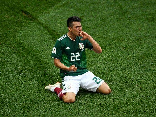 Arsenal dan Liverpool Kejar Tanda Tangan Bintang Meksiko