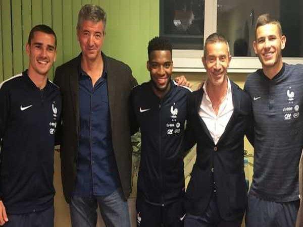 Atletico Madrid Amankan Kontrak Trio Perancis