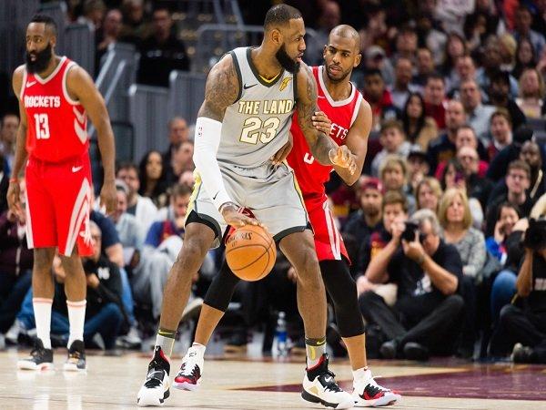Chris Paul Bertekad Ajak LeBron James ke Rockets