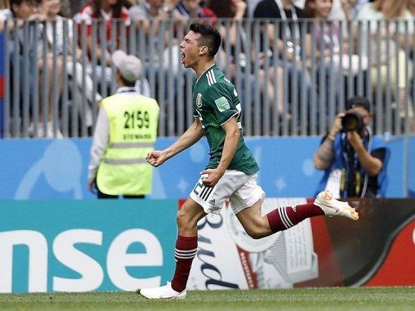 Diminati Arsenal dan Liverpool, Bintang Muda Meksiko Siap Hijrah Ke Liga Inggris