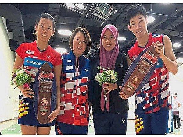 Dorongan Besar Bagi Peng Soon/Liu Ying Jelang Malaysia Open 2018