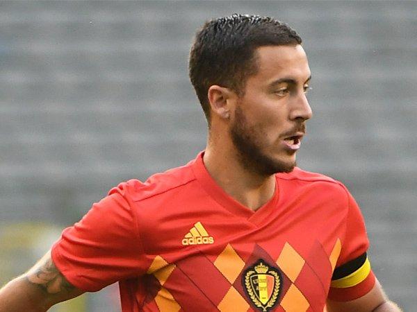 Eden Hazard Segera Tampilkan Performa Terbaiknya di Piala Dunia 2018