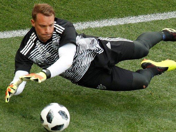 Kalah Lawan Meksiko, Neuer Sebut Setiap Laga seperti Final Bagi Jerman