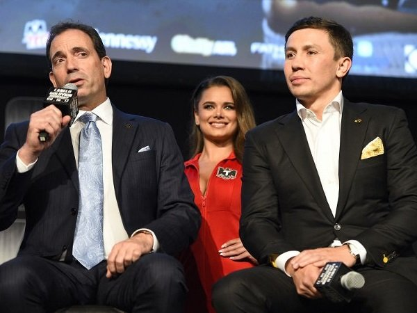 Promotor: Laga Golovkin vs Canelo Lebih Besar Dibanding Joshua Lawan Wilder