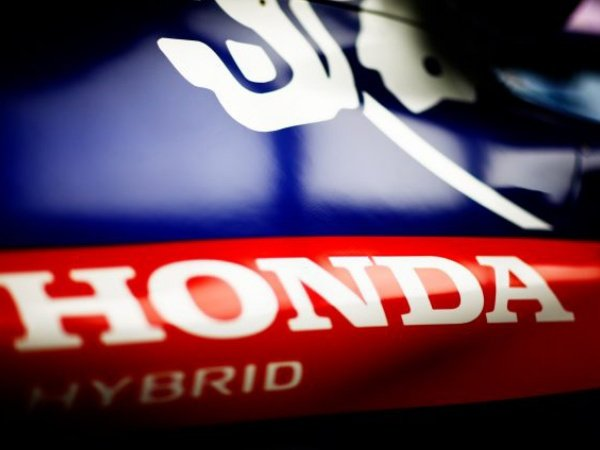 Resmi! Red Bull Pilih Honda