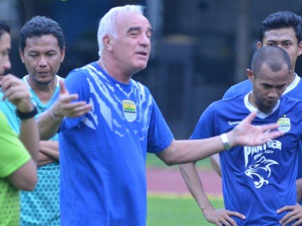 Abaikan Piala Indonesia, Persib Bandung Fokus Hadapi Persija Jakarta