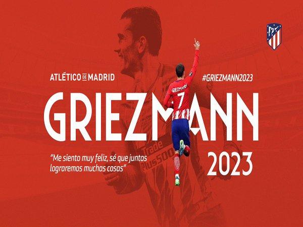 Atletico Madrid Berencana Adukan Barcelona Terkait Griezmann