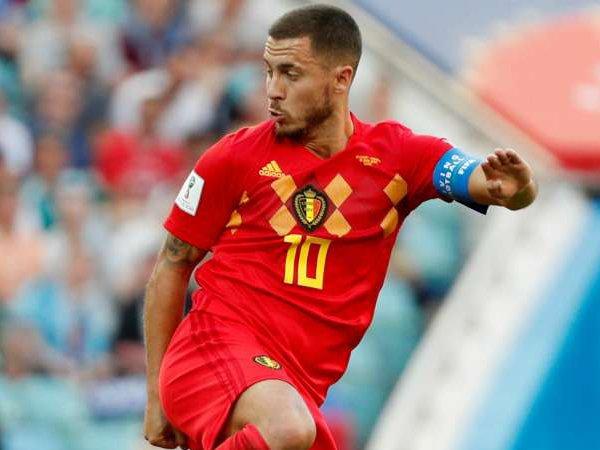 Eden Hazard Ungkap Derita Pemain Belgia Saat Hadapi Panama
