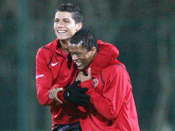 Evra Ingatkan Semua Orang Untuk Menolak Ajakan Makan Siang Dari Ronaldo