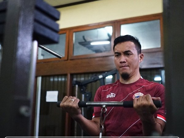 Genjot Fisik Pemain, Skuat Persija Berlatih di Gym