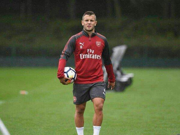 Jack Wilshere Resmi Tinggalkan Arsenal
