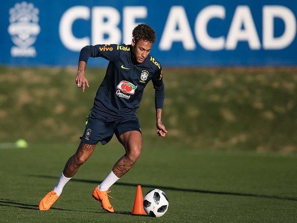 Jika Neymar Tidak Bisa Bermain, Brasil Akan Cari 'Protagonis' Lain