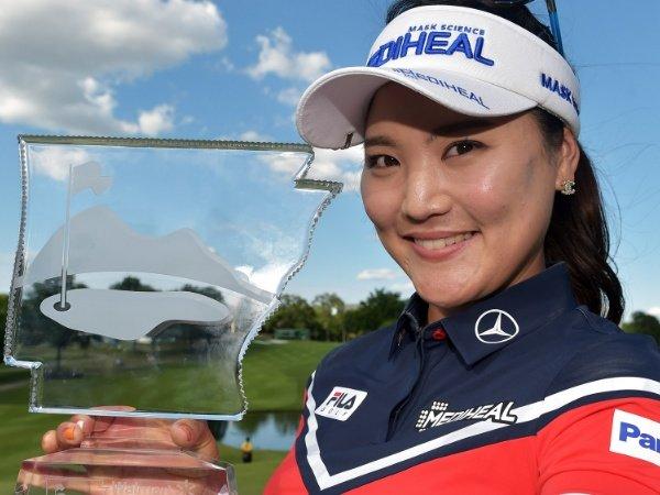 LPGA Tour Walmart NW Arkansas Championship Penuh Bintang
