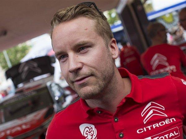 Mads Ostberg Gantikan Kris Meeke di Citroen