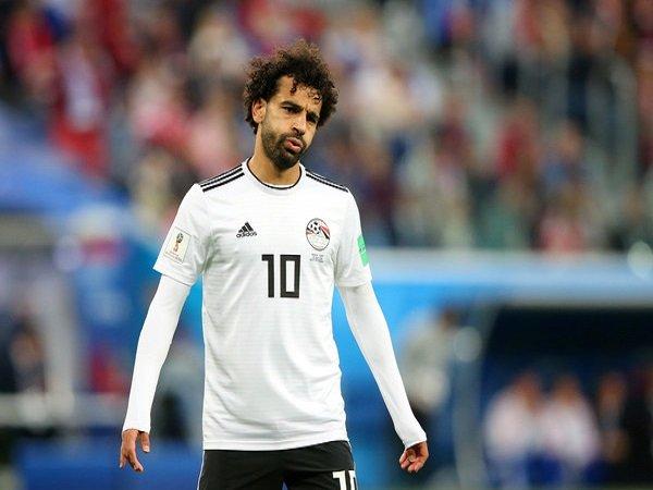Pelatih Mesir Sebut Mohamed Salah Sebenarnya Sudah 100 Persen Fit