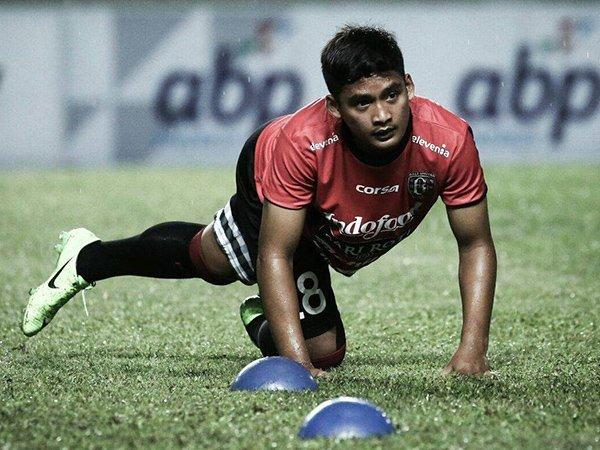 Penggawa Muda Bali United Berharap Dapat Menit Bermain