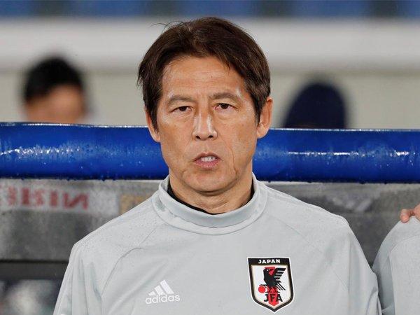 Sukses Kalahkan Kolombia, Pelatih Jepang Tak Mau Besar Kepala