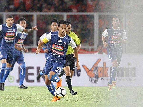 Usai Libur Lebaran, Tim Arema FC Lakukan Pemusatan Latihan